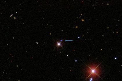 Обнаружен аномальный звездный объект