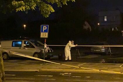 В Норвегии мужчина с ножом напал на трех женщин