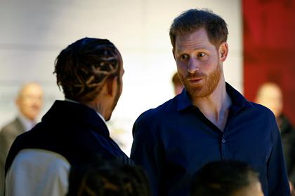 Стало известно о пребывании принца Гарри в клинике для наркоманов