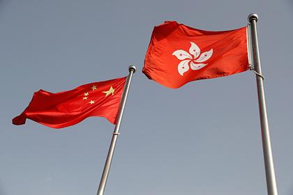 Китай введет санкции в ответ на указ Трампа по Гонконгу