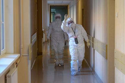 В России выявили 6422 новых случая заражения коронавирусом