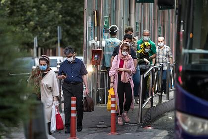 Иран признал новый этап распространения коронавируса