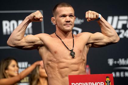 Петр Ян продолжил перепалку с бывшим чемпионом UFC и согласился на бой с ним