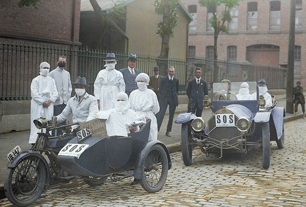 В 1919 году испанка добралась до Австралии