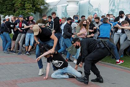В Белоруссии возбудили уголовное дело после массовых протестов