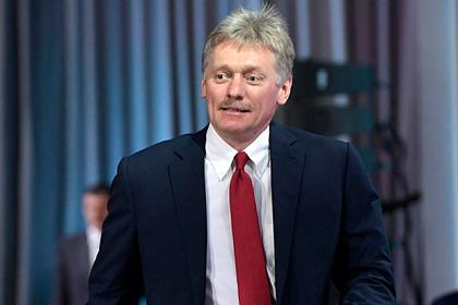 В Кремле пообещали не вмешиваться в выборы в Белоруссии