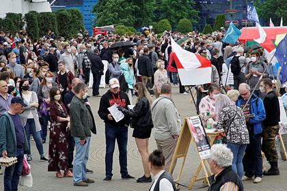 Снятый с выборов оппонент Лукашенко призвал белорусов выходить на протесты