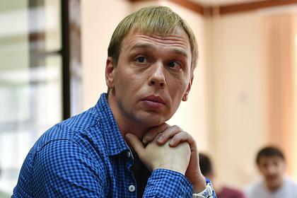 Иван Голунов подал иск на пять миллионов рублей к задержавшим его полицейским