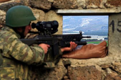 Турецкая армия заявила о готовности поддерживать Азербайджан в боях с Арменией