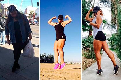 Девушка сбросила 60 килограммов за 10 месяцев и поделилась секретом похудения
