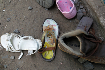 Дважды выданную замуж 12-летнюю девочку забрали из семьи в Кении