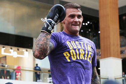 UFC нашел замену Нурмагомедову в бою с Гэтжи
