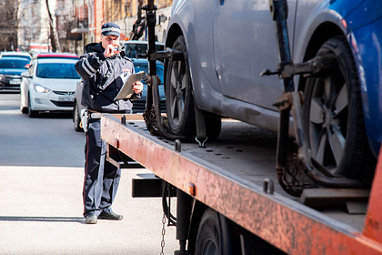 В России начали изымать машины с армянскими номерами