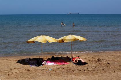 Россиян призвали не планировать отпуск в Турции