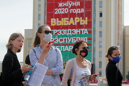 Штабы трех соперников Лукашенко объявили об объединении усилий