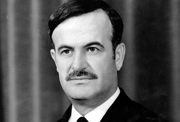 Бывший президент Сирии Хафез Асад
