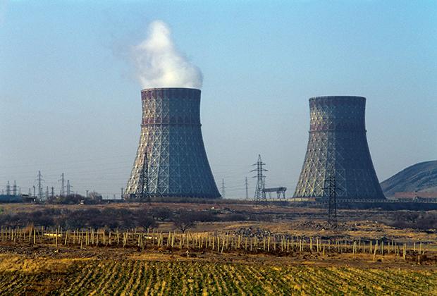 Мецаморская АЭС, Армения