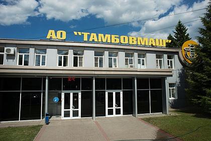 Тамбовский завод повысил производительность труда благодаря нацпроекту