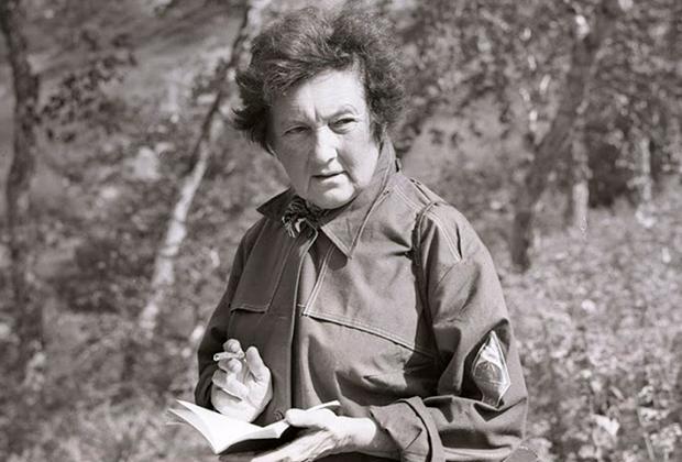 Татьяна Ивановна Устинова