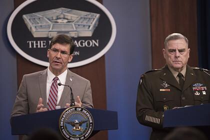 Глава Пентагона призвал укреплять НАТО для сдерживания России