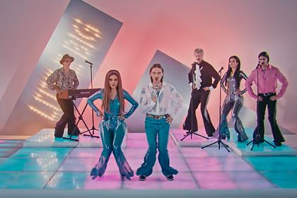 Клип Little Big стал самым просматриваемым вистории «Евровидения»