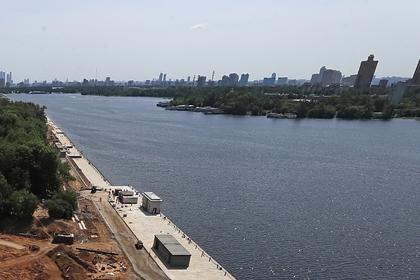 В Москве-реке нашли тело младенца