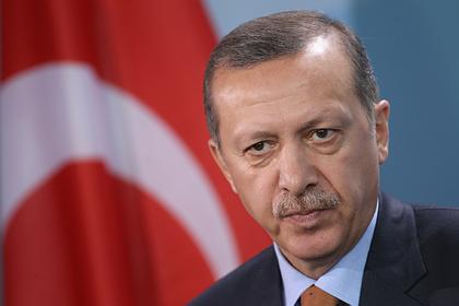 Эрдоган назвал условие ухода Турции из Сирии