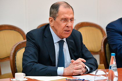 Сергей Лавров (Архивное фото)
