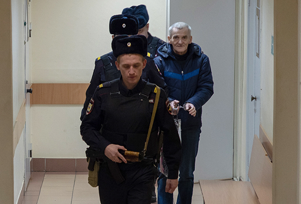 Юрий Дмитриев, 2020 год