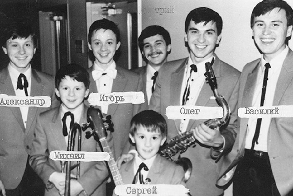 Ансамбль «Семь Симеонов» — семейный джаз-бенд Овечкиных