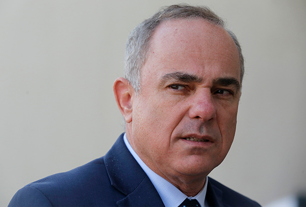 Министр энергетики Израиля Юваль Штайниц