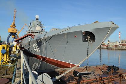 ВМФ России получит фрегаты с гиперзвуковым оружием