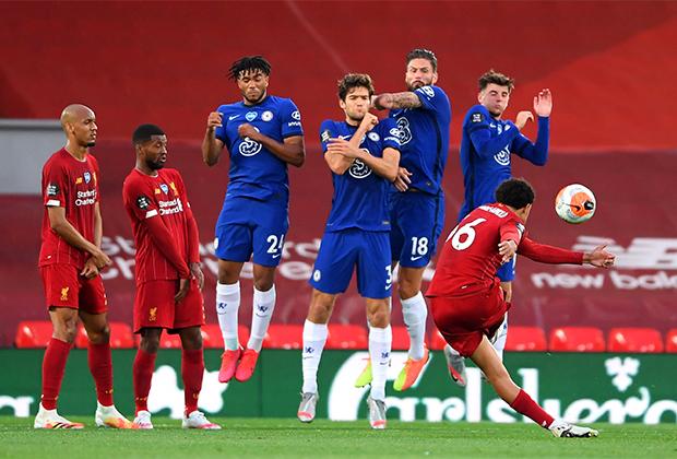 Матч «Ливерпуль» — «Челси»
