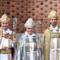 Антье Якелен (в центре) архиепискописса Упсалы и глава Церкви Швеции