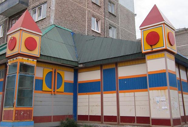 Жилой дом «Домбытовских».