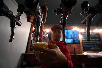 Деятельность баров вПетербурге урегулирует рабочая группа