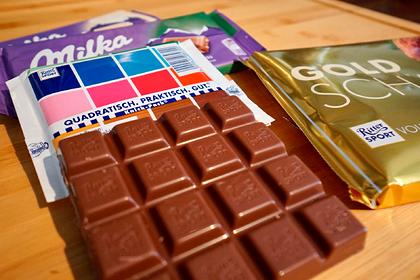 В Европе завершилась затяжная шоколадная война