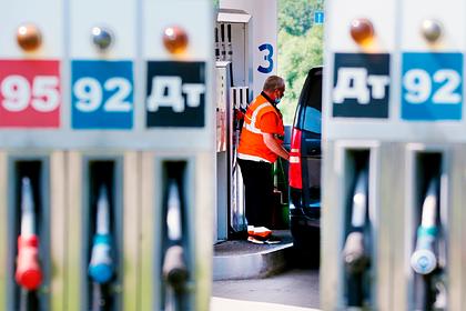 В России предложили способы остановить рост цен на бензин