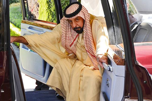 Халифа ибн Заид Аль Нахайян