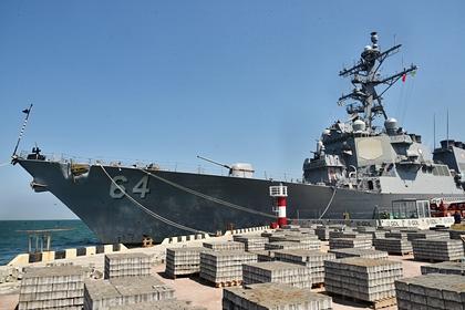Корабли НАТО зашли в порт Одессы