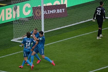 Дзюба порассуждал о победном пенальти «Зенита» в финале Кубка России