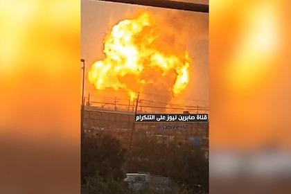 В Ираке взрыв на складе боеприпасов объяснили жаркой погодой