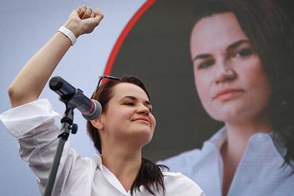 Соперница Лукашенко навыборах ответила навопрос оКрыме