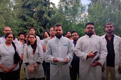 Индийские студенты ТГМУ заявили о коррупции в вузе