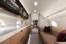 Также за 75 миллионов долларов — именно в такую сумму оценивается покупка нового Gulfstream — производитель оборудовал самолет двумя двигателями Rolls-Royce Pearl 700, технологией Phase-of-Flight, которая помогает пилотам в полете и сокращает время, необходимое для запуска, и системой Predictive Landing, позволяющей заранее видеть отклонения от взлетно-посадочной полосы и корректировать траекторию. <br></br> Согласно данным источников в авиационной отрасли, модель G700 распродана до 2023 года, а первые самолеты попадут к покупателям только в 2022. Имена будущих обладателей крупнейших суперджетов не раскрываются.