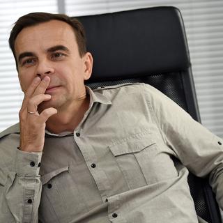 Основатель компании Nginx Игорь Сысоев