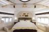 Для внутренней отделки Boeing 747-8 VIP использовались лучшие материалы, а во время полета владелец и его гости могут воспользоваться двумя комнатами отдыха, офисом, конференц-залом впечатляющих размеров, просторной столовой и уютной спальней.