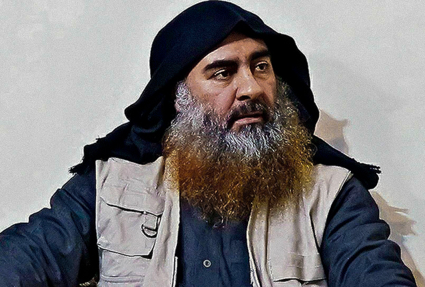 Бывший главарь ИГ Абу Бакр аль-Багдади