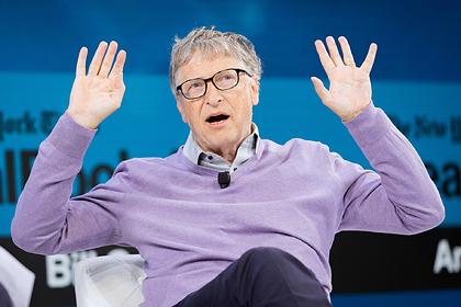 Билл Гейтс раскритиковал способ выявления коронавируса