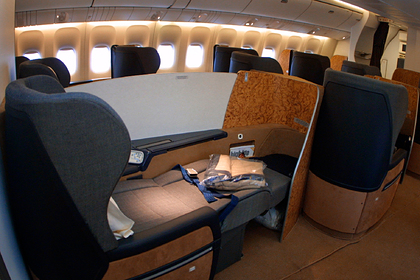 Раскрыты легкие способы получить место в бизнес-классе самолета